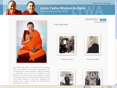 LYWA Online Image Gallery