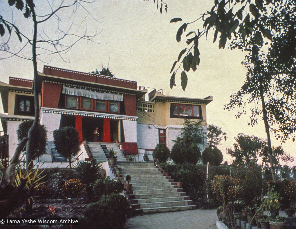 Kopan Monastery, Nepal, 1977