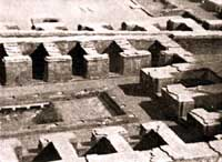 Nalanda: Monastery ruins