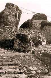 Rajgir: Vulture's Peak