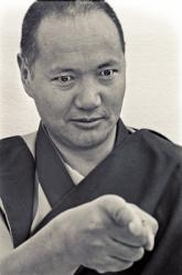 Portrait of Lama Yeshe, 1975.