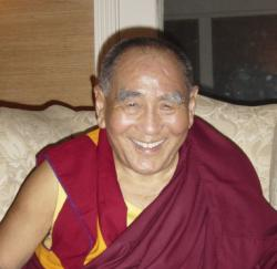 Geshe Lhundub Sopa. Photo: Kalleen Mortensen.