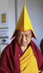 Lama Zopa Rinpoche, Bendigo, Australia, Sep-Oct 2014.