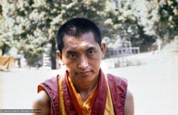 (02288_ng.jpg) Lama Zopa Rinpoche in Zurich, 1979. Ueli Minder (photographer)