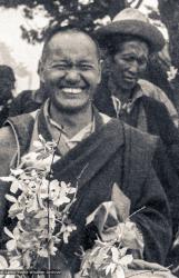 (07978_ng-3.psd) Lama Yeshe, Lawudo Retreat Center, Nepal, 1973.