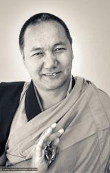 (10489_ng.jpg) Portraits of Lama Yeshe taken by Carol Royce-Wilder during the Yucca Valley course, 1977
