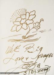 (15109_ud.JPG) Drawings and artwork by Lama Zopa Rinpoche. (This scan is from an unknown source.)