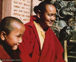 (16775_pr.psd) Yangsi Rinpoche and Lama Yeshe, 1976.