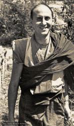(16781_pr-3.psd) Nick Ribush, Kopan Monastery, Nepal, 1976.