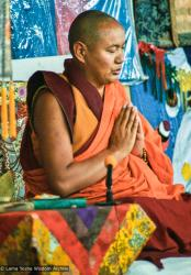 (17391_ng-3.jpg) Lama Yeshe teaching at Kopan Monastery, 1977.  Jan-Paul Kool (photographer)