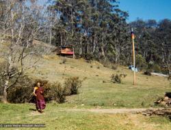 (36647_ng-3.jpg) Lama Yeshe at Diamond Valley course, 1974. Wendy Hobbs (photographer)