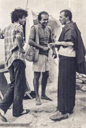 (39367_pr-3.tif) Francois Camus, Philippe Camus, Peter Kedge, Ibiza, 1977.