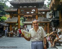 (39466_sl-3.jpg) Lama Yeshe in Hong Kong, China, 1982.