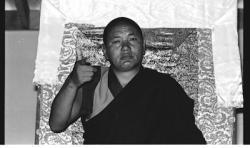 Lama Yeshe, Chenrezig Institute, 1975.