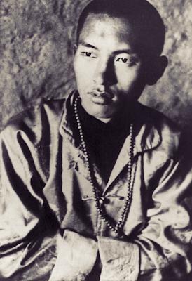 Lama Zopa Rinpoche, the Lawudo Lama, in 1970.