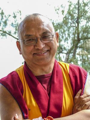 Kyabje Lama Zopa Rinpoche.