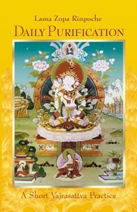 Vajrasattva, the great purifyer